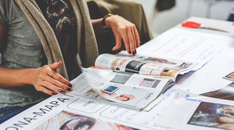 Magazin - Printanzeigen